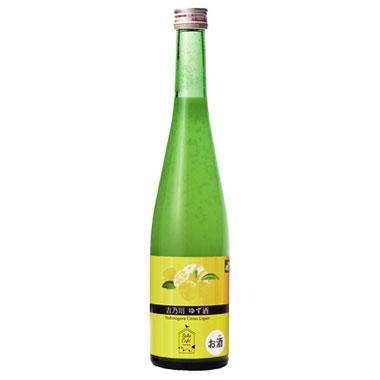 Sake Café ゆず酒