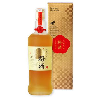 吉乃川 長期熟成梅酒