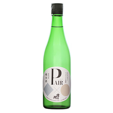 吉乃川 純米酒 PAIR